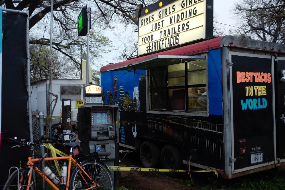 Food Truck | Rainey Street, Austin